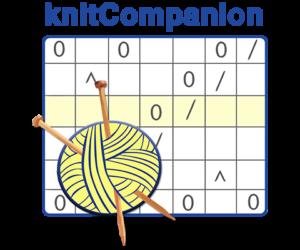 knitCompanion logo